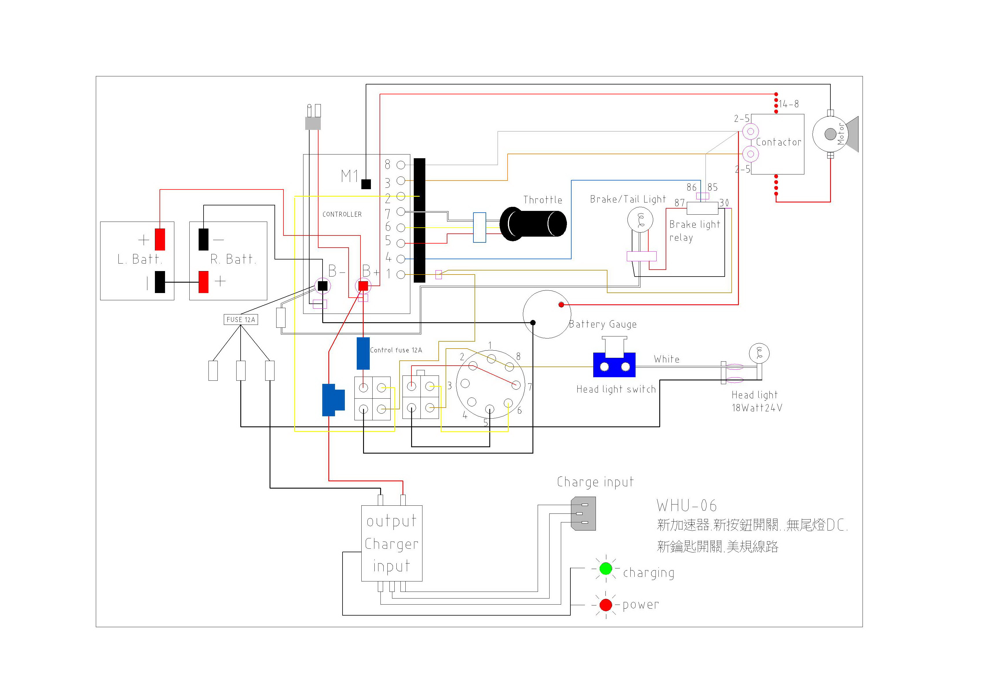 wiring diagram ego ford 900 wiring diagram diagnose and fix ego electric scooters